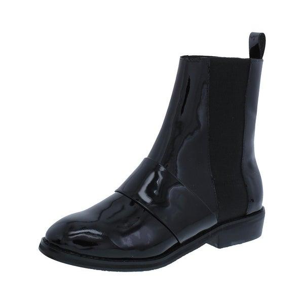 Sol Sana Womens Fey Ankle Boots Round Toe Casual - 37 medium (b,m)