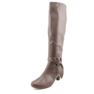 Aerosoles Infamous   Round Toe Synthetic  Knee High Boot