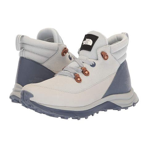 The North Face Womens RAEDONDA BOOT Crocodile Closed Toe Ankle Cold Weather B...