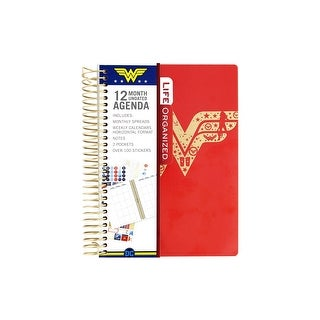 Paper House Life Org Planner Mini Wonder Woman