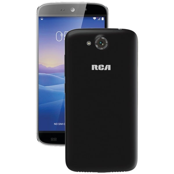 "Rca Rltp5567-Black 5.5"" Ips Android(Tm) Quad-Core Smartphone (Black)"
