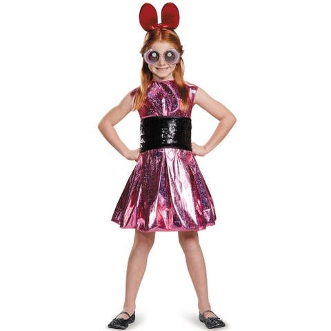 Disguise Blossom Deluxe Child Costume - Pink/Black