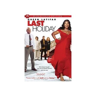 LAST HOLIDAY (DVD/WS)