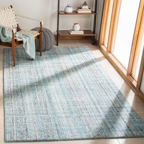Safavieh Handmade Abstract Nettie Modern Viscose Rug