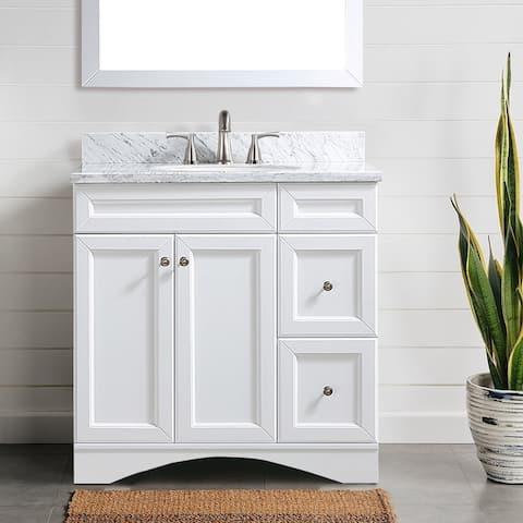 """Proox 36"""" Single Bathroom Vanity Cabinet"""