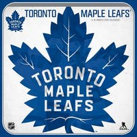 Toronto Maple Leafs Mini Wall Calendar, Hockey by Trends International