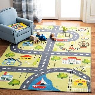 Safavieh Kids Playhouse Fazlie Neighborhood Rug