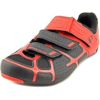 Pearl Izumi Select RD IV Men Round Toe Canvas Black Running Shoe
