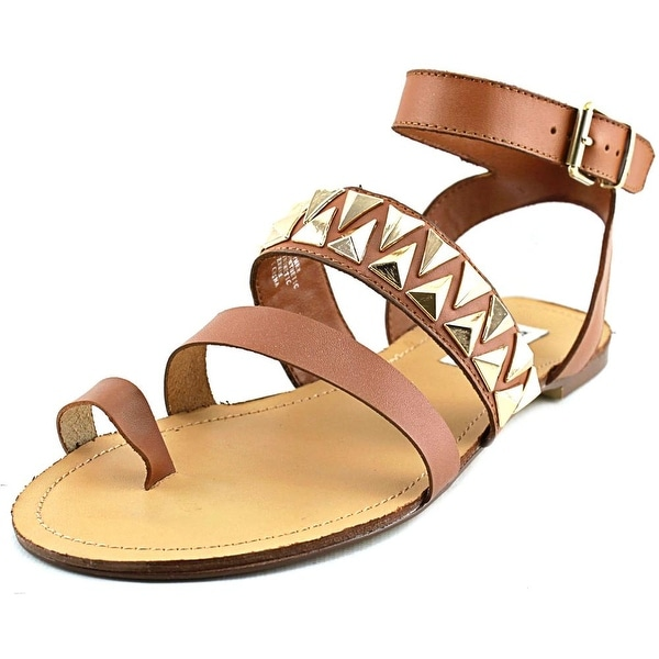 Steve Madden Curlyy Open Toe Leather Sandals