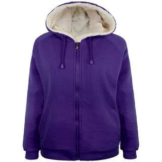 Link to Victory Outfitters Ladies Knit Fleece Zip Up Hoodie Similar Items in Jackets