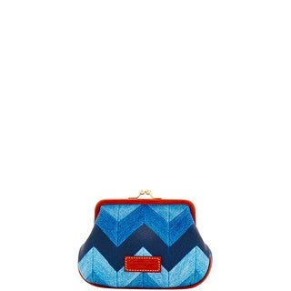 Dooney & Bourke Chevron Large Frame Purse (Introduced by Dooney & Bourke at $48 in Jan 2017)
