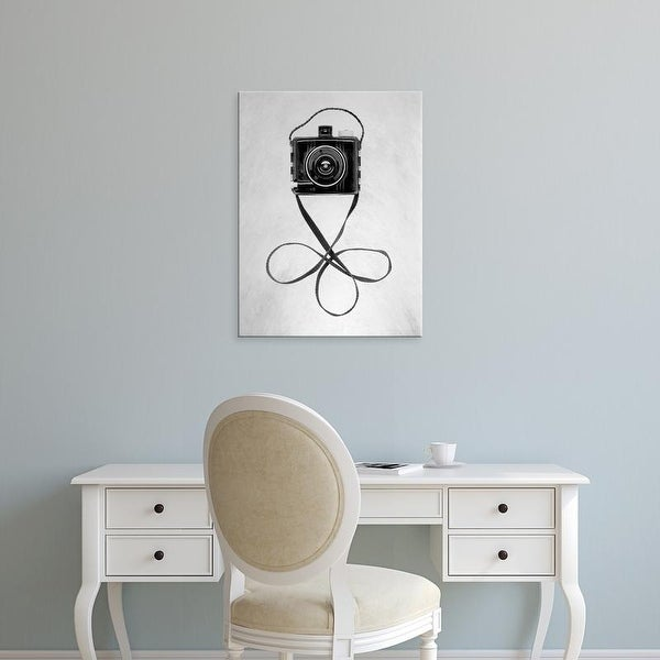 Easy Art Prints Alan Blaustein's 'Retro Point & Shoot #22' Premium Canvas Art