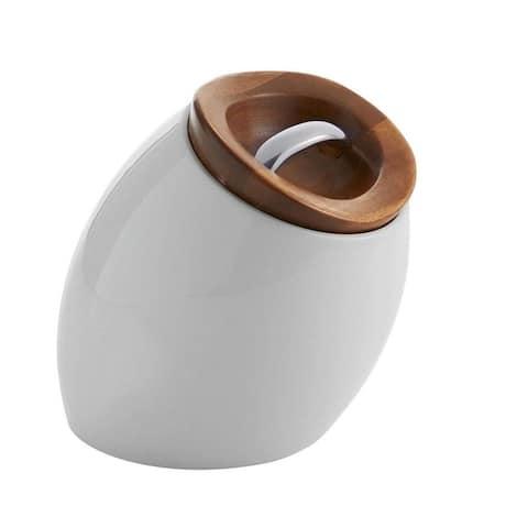 Nambe Gourmet Hava Cookie Jar