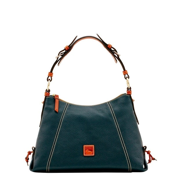 Dooney & Bourke Pebble Grain Small East West Slouch (Introduced by Dooney & Bourke at $248 in Nov 2015)