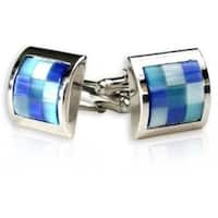 Glacier Blue Cufflinks