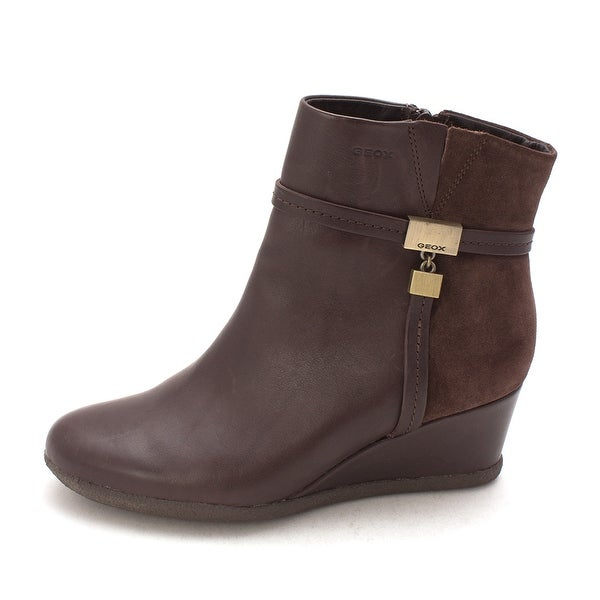 Geox Womens D Amelia Closed Toe Ankle Fashion Boots - 5