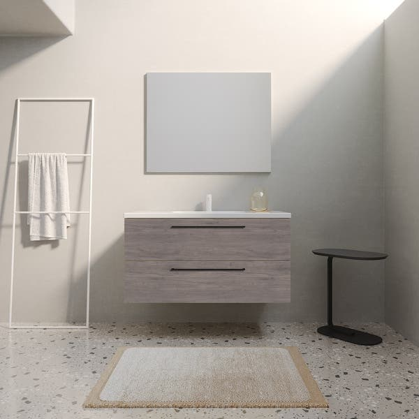 40 Modern Bathroom Vanity Dakota