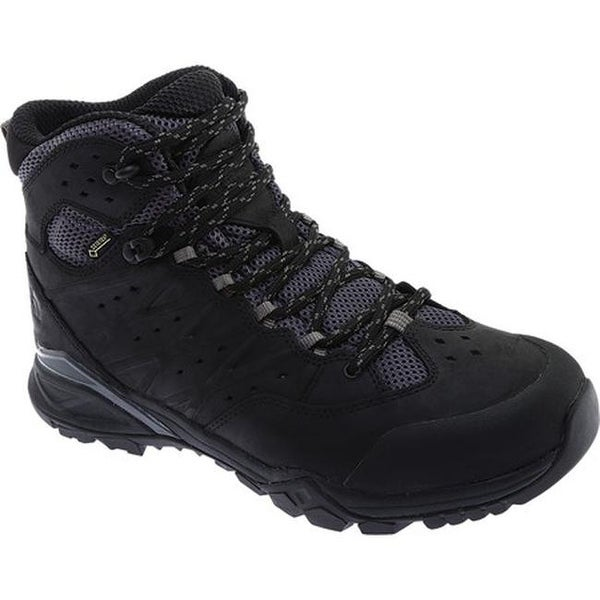 24a7ea6daaa Shop The North Face Men's Hedgehog Hike II Mid GTX TNF Black ...