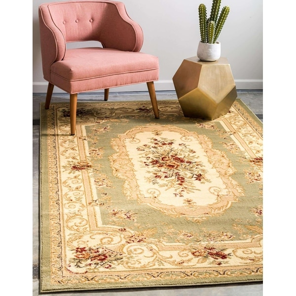 Unique Loom Henry Versailles Oriental Area Rug. Opens flyout.