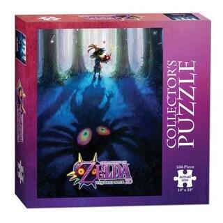 The Legend Of Zelda Majora's Mask 3D 550 Piece Puzzle - multi