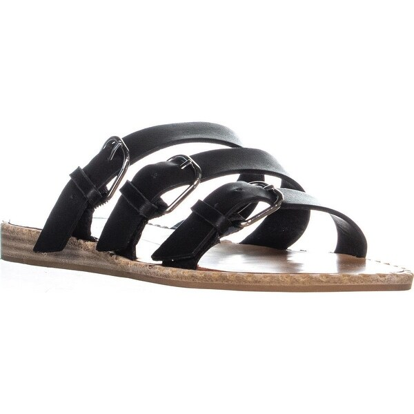 6835f1fb3d99 Shop Dolce Vita Para Triple Buckle Flat Sandals