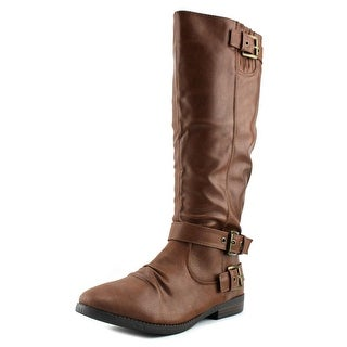 Rampage Idola Women  Round Toe Synthetic  Boot