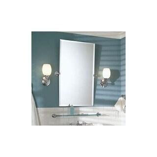 """Ginger 0142N City 212 36"""" x 20"""" Rectangular Beveled Frameless Mirror"""