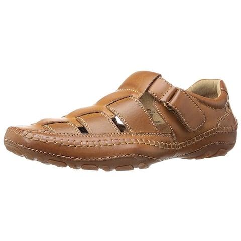 GBX Sentaur Men's Leather Lined Outdoor Fisherman Sandals