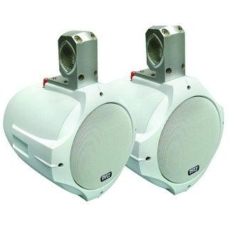 """Pyle 8"""" 300 Watt 2-Way Wake Board Speaker"""
