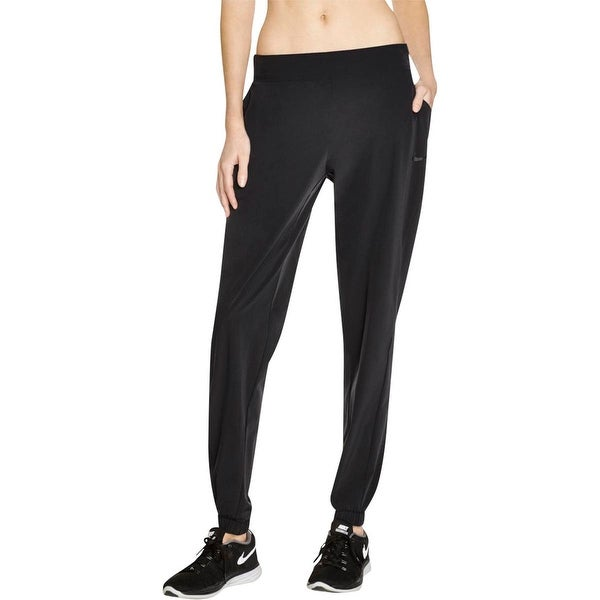 Nike Womens Jogger Pants Woven Quick Dry