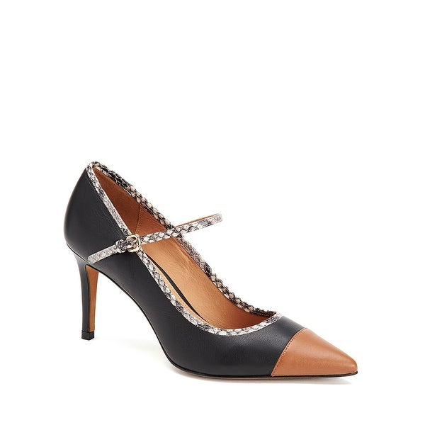 Coach Smith Mary Jane Pumps Heels Shoes - 10 b(m)