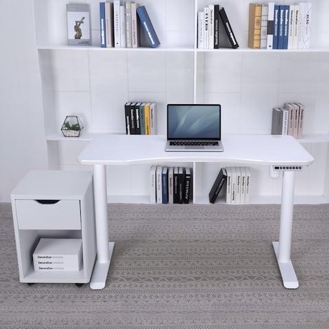 "47"" Electric Height-adjustable Standing Desk"