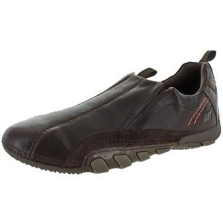 Caterpillar Men's Corbin Slip On Casual Loafers Leather
