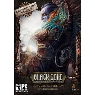 Snail Games 858088004256 425 Black Gold Online - PC (Refurbished)