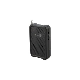 GPX GPXR055BB Gpx R055b Portable Radio