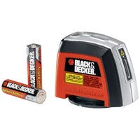 Black & Decker Bdl220S Laser Level With Wall-Mounting Accessories
