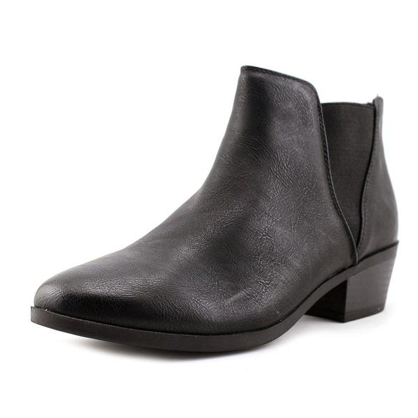 Call It Spring Moillan Women Black Boots