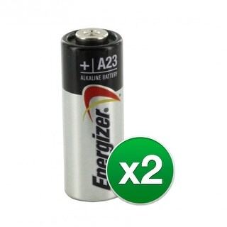 Replacement Battery for Energizer A23CVP (2-Pack) Replacement Battery