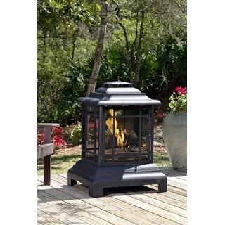 Fire Sense 02679 Outdoor Patio Fireplace