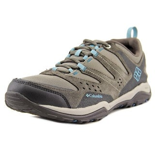 Columbia Peakfreak Xcrsn Round Toe Leather Hiking Shoe