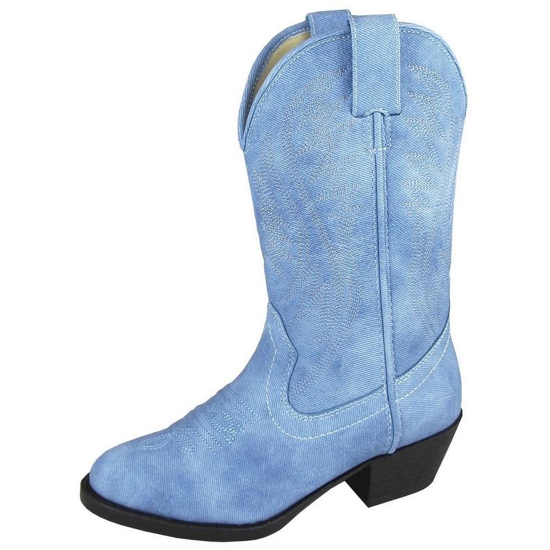 Smoky Mountain Western Boots Girls
