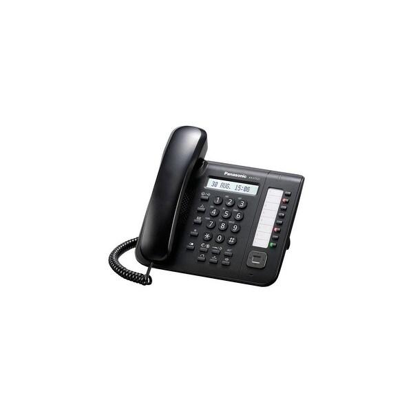 Panasonic KX-DT521 Black 8 Button 1-line Digital Telephone