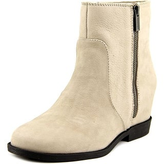 Kenneth Cole Reaction Lift It Women Round Toe Leather Ankle Boot