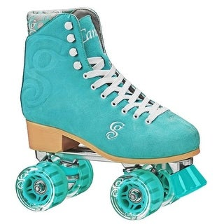 Carlin Candi Girl Womens Roller Skate, Sea Foam - Size 5