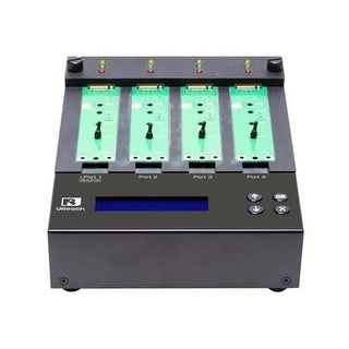 U-Reach NV-BMS4 Slim Version M.2 NVMe Duplicator & Sanitizer 1-3