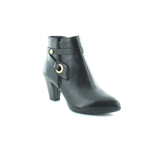 Anne Klein Chelsey Women's Boots Black - 5