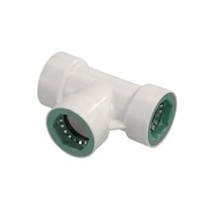"Orbit 33770 PVC Lock Tee Connector, 1/2"" Dia"