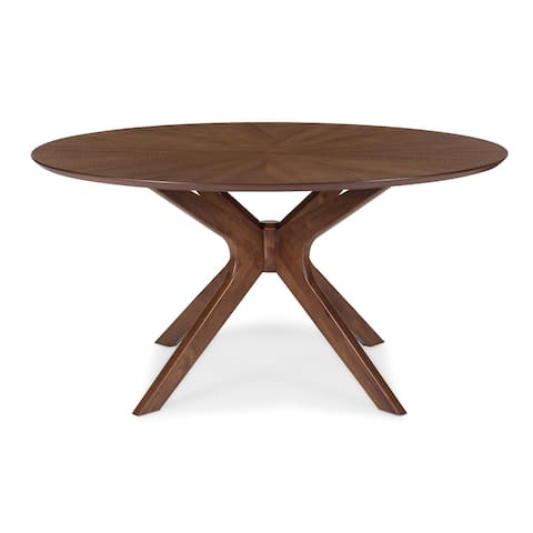 Poly and Bark Azur Round Dining Table