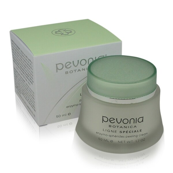 Pevonia Enzyme Spherides Peeling Cream 1.7 Oz