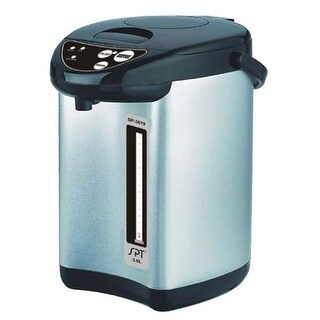 Sunpentown SP-3619 Hot Water Pot - STAINLESS STEEL